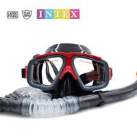 Wholesale INTEX Reef Rider Adult Swimming Diving Mask Snorkel