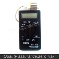 Wholesale New Portable Oxygen Concentration Content Tester Meter Detector CY C