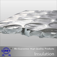 Wholesale Aluminum foil bubble imsulation material New construction materials construction thermal insulation Roof anti reflect insulation material