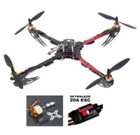 achat en gros de kit quadrolter arf-X525 V3 QuadCopter Verre Friber Foldable ARF Kit KK2.15 Flight Board Multicopter