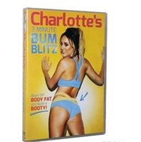 Wholesale 2016 Charlotte Crosby s Minute Bum Blitz DVD Branded and other movies TV series Cartoon item Factory Price from cest