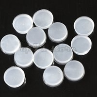 Wholesale 10pcs Flute Open Hole Soft Plugs Silicone Woodwind Parts Flute Repair Parts