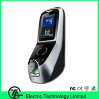 Wholesale MultiBio Iface7 facial recognition and fingerprint access control