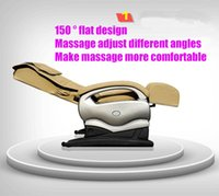Wholesale full body Massage chair automatic back waist neck cervical electriced black and red home massage for foot