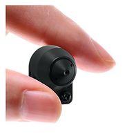 Wholesale PLC PW P HD Covert IP Camera Wireless Mini Pinhole Spy Camera Wi Fi POE Built in Micro SD Card Slot Motion Detection