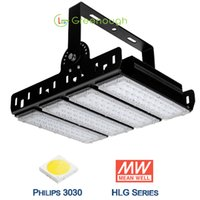 ac philips - 200W Philips LED Flood Light LED Roadway Tunnel Lights LED Ilumination Lamp Waterproof LED Outdoor Light LED Projector Lamp5years warranty