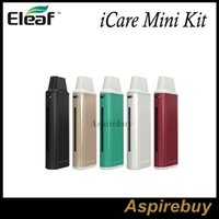 base single - Eleaf iCare Mini Kit Eleaf iCare Mini PCC Kit All in One Kit with Internal Tank and Airflow System with New IC Head PCC Base Original