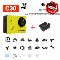 adjustable camera - New camera SOOCOO C30 Wifi Ultra HD K Angle Adjustable Waterproof Outdoor Sports Action Camera