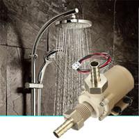 Precio de Bomba de refrigeración por agua-NUEVA promoción de la alta temperatura de la resistencia DC 12V solar caliente de refrigeración Bomba de circulación de agua sin cepillo de la bomba de agua del motor