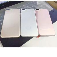 Wholesale MTK6580 Goophone i7 Plus Clone G WCDMA Quad Core MB GB Android inch IPS HD WiFi MP Camera Smartphone Sealed Box