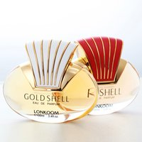 Wholesale No Nice Design Hot Sale Gold Shell Red Shell Women Fragrance Perfume