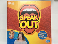 Wholesale Brand New Speak Out Mouth Board Party Game with FDA CE certificate best gift for Halloween Christmas