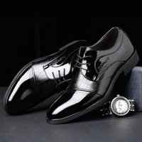 Wholesale 2016 Autumn New Luxury Craft Crocodile Grain Men Business Dress Shoes Pointed Fashion Men Leather Shoes Increased Male Shoes