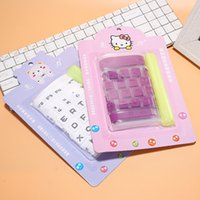 Wholesale New with universal dustproof keyboard sticker computer keyboard protective film desktop keyboard film free shiping