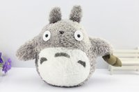 Wholesale 10pcs Cute My neighbor totoro Plush Toys Soft Doll quot cm Classic Dolls
