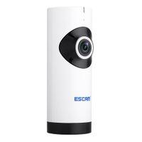 audio micro systems - new Escam Moai QP110 Mini WiFi IP Camera HD P CCTV security Camera System P2P IR Two Way Audio Micro SD Card Slot