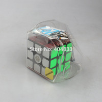 Wholesale Gans Puzzle Gan S V2 Standard Advanced Master Edition Black white Gan356s Speed Cube Cubo Magico Drop Shipping