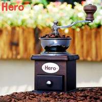 Wholesale Hand grinder household coffee mill small manual