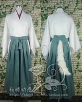 Wholesale Kamisama Kiss Kamisama Hajimemashita Tomoe Kimono Cosplay Costume Tops Pants Collar Ears Tail