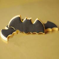 bat cookie cutter - Hot Style Popular Halloween Fondant Cookies Biscuit Cutter Mold Bat for Vampire Cake Decor Kitchen Mould Children Kids Favorite