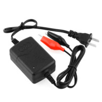 battery charger maintainer - Black Car Truck Motorcycle motor Compact Battery Power Charging Charger Charge Tender Maintainer Black battery ipod charger