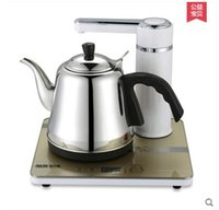 Wholesale Automatic water pumping electric kettle heater tea