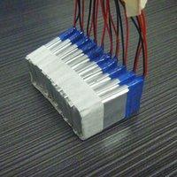 battery litium - 2016 V lithium polymer Battery mAh rechargeable litium ion battery New