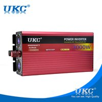 Wholesale UKC W V to V inverter for for home application modified sine wave W inverter DC to AC