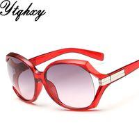 big choice - Fashion Women Sunglasses Big Box Hollow UV Plastic Colors Choice Sunglasses L