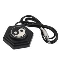 Wholesale 360 Tai Chi Tattoo Machine Power Supply Foot Pedal Switch Control Chrome
