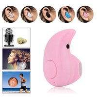 Wholesale S530 Earphone Stereo Light Wireless Invisible Headphone Mini Headset with Answer and Calling for Smart Cell Phone Android