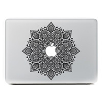 Wholesale Leaves Removable Vinyl Decal Laptop Skin Sticker for Apple Macbook Air Pro Retina Inch Laptop Skins