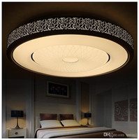 Wholesale Top quality LED Celling lamp Absorb Dome Light High Power Simple W W w v LED The Bedroom Lamps and Lantern