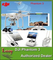 advanced camera bag - 2016 Genuine DJI phantom with blackpack bag for DJI phantom UAV Professional Advanced Stardard with k camera rc drones