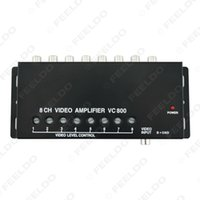 Wholesale 5pcs Auto Car to Output Video Amplifier Signal Booster for DVD LCD TV