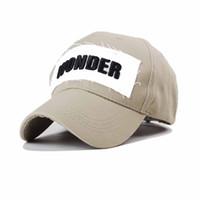 balls wondering - 3 Color Wonder snapback cap Fresh Baseball Caps Fashion hat Sports Bone Women Hats Men gorras Caps Casual casquette A144