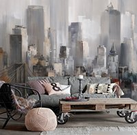 abstract wallpaper backgrounds - Gewu Art Abstract oil paintings restoring ancient ways Household background office setting wall environmental art murals