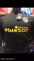 Wholesale Quality assurance Atletico Madrid player version home away thailand men soccer Jerseys uniforms shirt Griezmann gamerio carrasco gabi