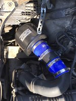 Wholesale For Audi A6L T CF A High Performance Carbon Fiber Cold Air Intake System Air Filter Air Intake Kit