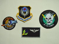 air force squadron - United States Air Force sixteenth Special Warfare Squadron Spectre ghost AC Gunship set BADGE