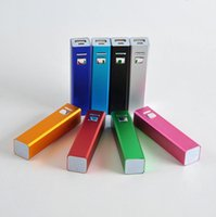 Wholesale High Quality HOT Cheap Power Bank Portable mAh Cylinder PowerBank External Backup Battery Charger Emergency Power Pack Chargers