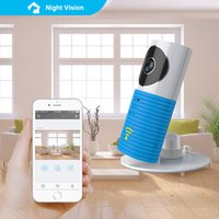 Wholesale TOPS Audio Night Vision Mini Wireless wifi baby monitor with camera clever dog video Security Two way audio camera