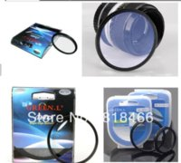 Wholesale 1pcs mm Green Camera Lens Filter MC UV Filter for canon nikon pentax