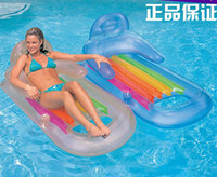 Wholesale 160 cm PVC Fashion Kids Baby Aadult Inflatable Swimming Pool Unicorn Gigantic Donut Swim Ring Seat Float Boat Water Accessory S1039