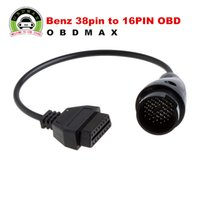 benz car accessories - Benz Pin to Pin OBD Cable for Specialized OBDII Cable for Benz Car Accessories Professional Diagnostic Tool for Mercedes Benz