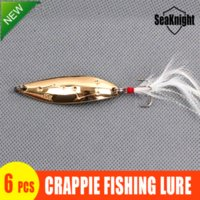 bass fishing tip - SeaKnight BEST CRAPPIE FISHING LURES Metal Bass Fishing Tips Introduction Fishing Spoon Spinner spoon cutlery