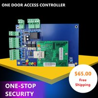 Wholesale One Two Four Door TCP IP Networking Access Control Panel Web Management Controller Support Open Door By Andriod or IOS App