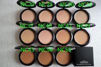 Wholesale Brand Highlight and Contour Palette Studio Fix Powder plus Foundation Face Make Up mineral powder