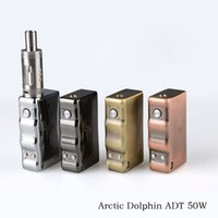 adt products - Arctic Dolphin ADT50W MOD riginal Vaporizer ADT W Mod Arctic Dolphin Authorized Original Newest products ADT watt MOD with Temperature