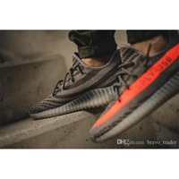 athletic eco sneakers - New Updated Yeezys Boost Beluga Release BB1826 Glow In The Dark BB1829 Yeezys Boost Men Women Sneakers Athletics YZY Footwear